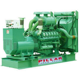 Generating Sets/ Genset/ Engine/ Generator-MAN