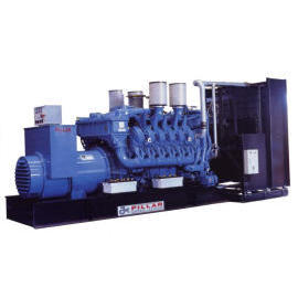 Generating Sets/ Genset/ Engine/ Generator-MTU Engine