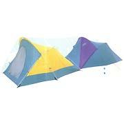 U950 3-4 Man Frog Tent W/ Ventilator