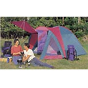 A550 6 MAN DELUXE CAMPING TENT