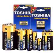 TOSHIBA PRIMARY BATTERIES