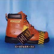 EN-345-1 Safety boot (Ан-345  Безопасность загрузки)
