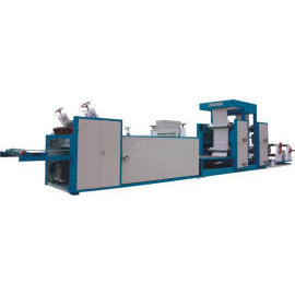 Circular Printing Machine and Bag Making Machine