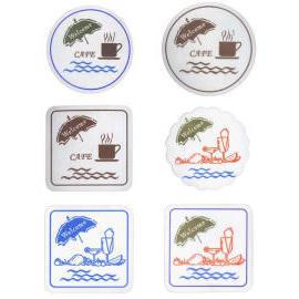 Printed Coaster (Печатный Coaster)