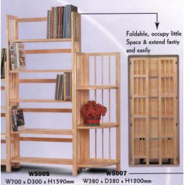 Foldable Book Shelf (Складной Книжная полка)