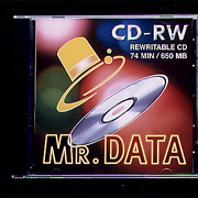 CD-RW(Rewritable)