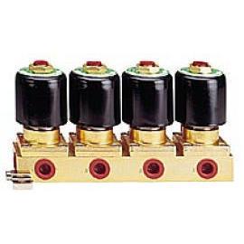 3/2-way manifold solenoid valve (3/2-ходовой многообразии электромагнитный клапан)