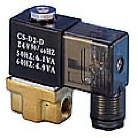 2/2 & 3/2-way solenoid valve (2 / 2 & 3/2-ходовой электромагнитный клапан)