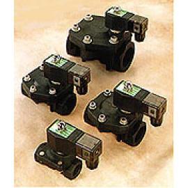 2/2-way solenoid valves