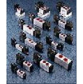 5/2 & 5/3-way solenoid valves (5 / 2 & 5/3-way электромагнитный клапан)