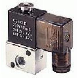 5/2 & 5/3-way solenoid valves