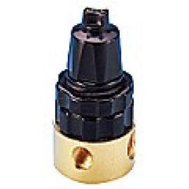 Mini pressure regulator for air and water application