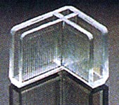 Clear Plastic Display Connector