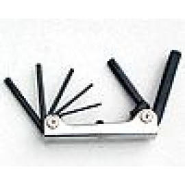 Folding Type Hex Key Set