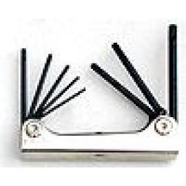 Folding Type Star Key Set (Складывающегося типа Star набор ключей)