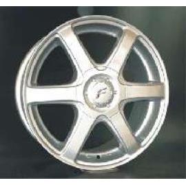 Alloy Wheel for car (Сплав колес для автомобиля)