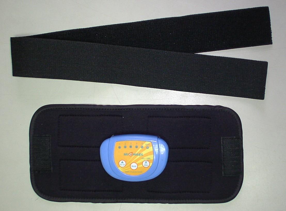 EMS, TENS, Belly muscle stimulator (EMS, TENS, стимулятор мышц живота)