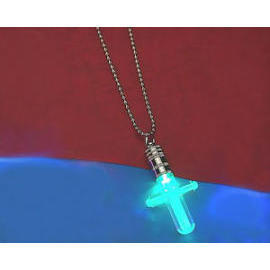 Small Light Stick, 7 Color, Necklace Type