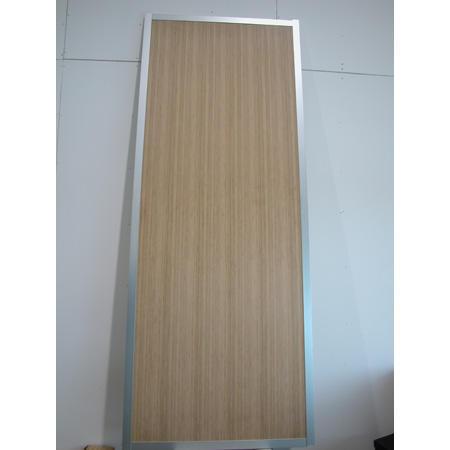 Bamboo veneer door