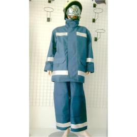 Firefighter Uniform (Пожарник Равномерное)