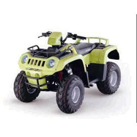 ATV, all terrain vehicle, motorcycle, cruiser, cart