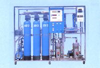 Pure Water and Waste Water Treatment System