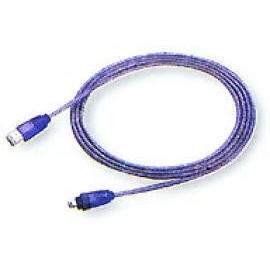U B S Multi-transparent Color Cables