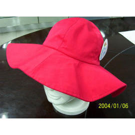 LADIES SUN HAT cotton twill (ДАМЫ ВС HAT хлопок саржа)