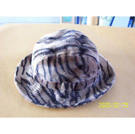 Ladies Hats - long pile