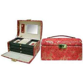 Jewelry box, COSMETIC BOX, BAGS