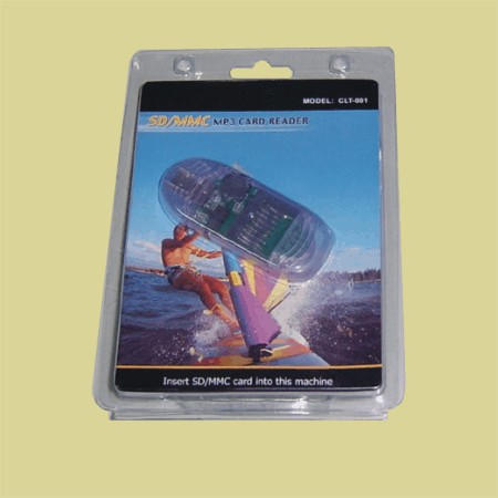 SD/MMC MP3 player (SD / MMC MP3-плеер)
