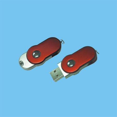 Swivel USB Flash Drive