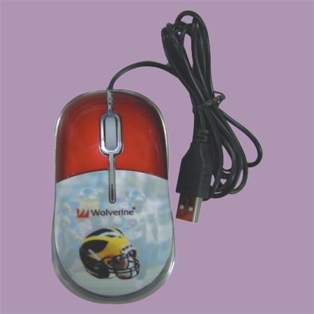 USB Drive Optical Mouse with Customized 3D Surface Painting (USB Drive оптическая мышь с настраиваемым 3D поверхность Живопись)