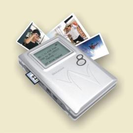 Portable Digital Camera Data Bank (Портативный цифровой камеры банк данных)