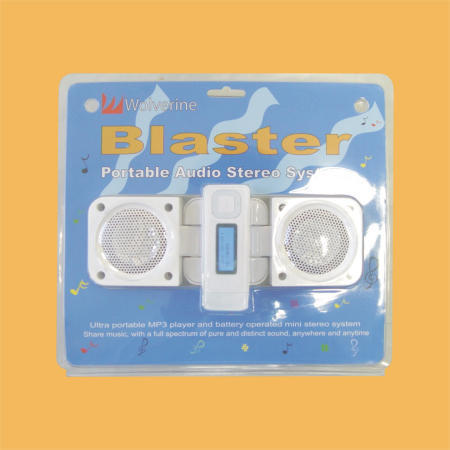 Beetle MP3 Player w/Foldable Speaker (B tle MP3 Player W / Складные спикера)
