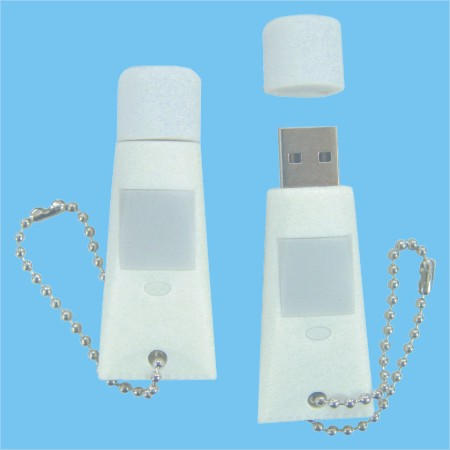 3D Rubber USB Flash Drive