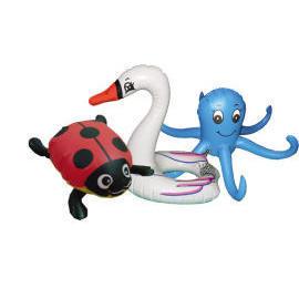 Inflatable toy (Надувные игрушки)