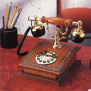 Elegant Wood Desk Telephone (Элегантная стол телефон)