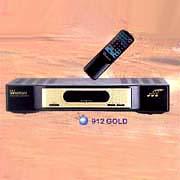 912 Gold Satellite Reciever (Золото 912 Спутниковый ресивер)