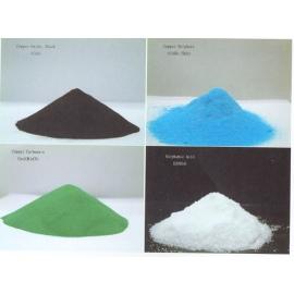 Copper carbonate,Copper Oxide,Copper Sulphate,Sulphamic Acid