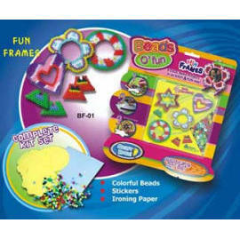 Beads and Fun - Fun Frames