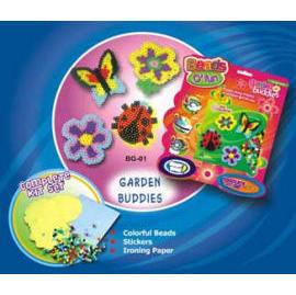 Beads and Fun - Garden Buddies (Бусы и Развлечения - Сад Друзья)