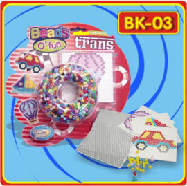 Beads and Fun - Trans Keychain (Бусы и Fun - Транс брелок)