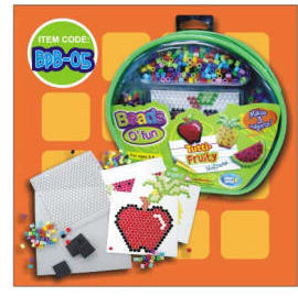 Beads and Fun - Tutti Fruity Magnets
