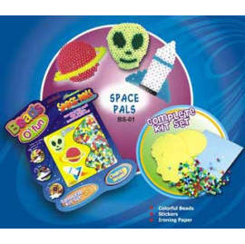 Beads and Fun - Space Pal