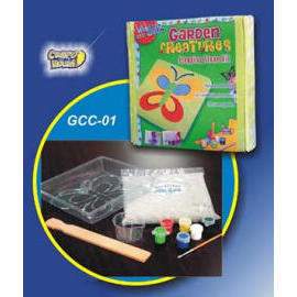 Garden Creature Stepping Stone Kit - Butterfly