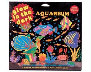 Glow Aquarium Sticker
