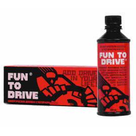 FUN TO DRIVE (Удовольствие от вождения)