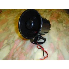 AC120V AND 240V ELECTRONIC SIREN (AC120V И 240V ELECTRONIC SIREN)