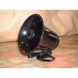 HORN SPEAKER and PA system (Рупорный громкоговоритель и ПА система)
